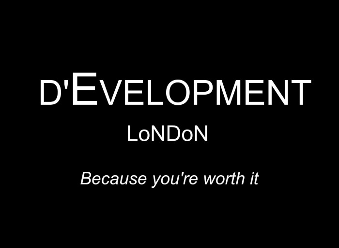 Exec developmetn